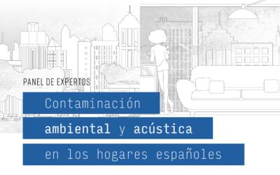 Deceuninck presenta el estudio «Contaminación ambiental y acústica en los hogares españoles»